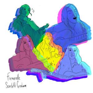 Scarlett Graham — Fremantle — album art