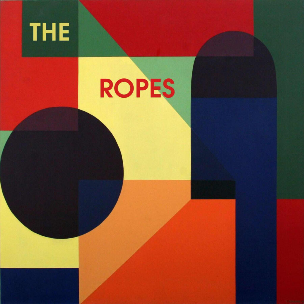 The Ropes - album cover art by Isabel Stukator