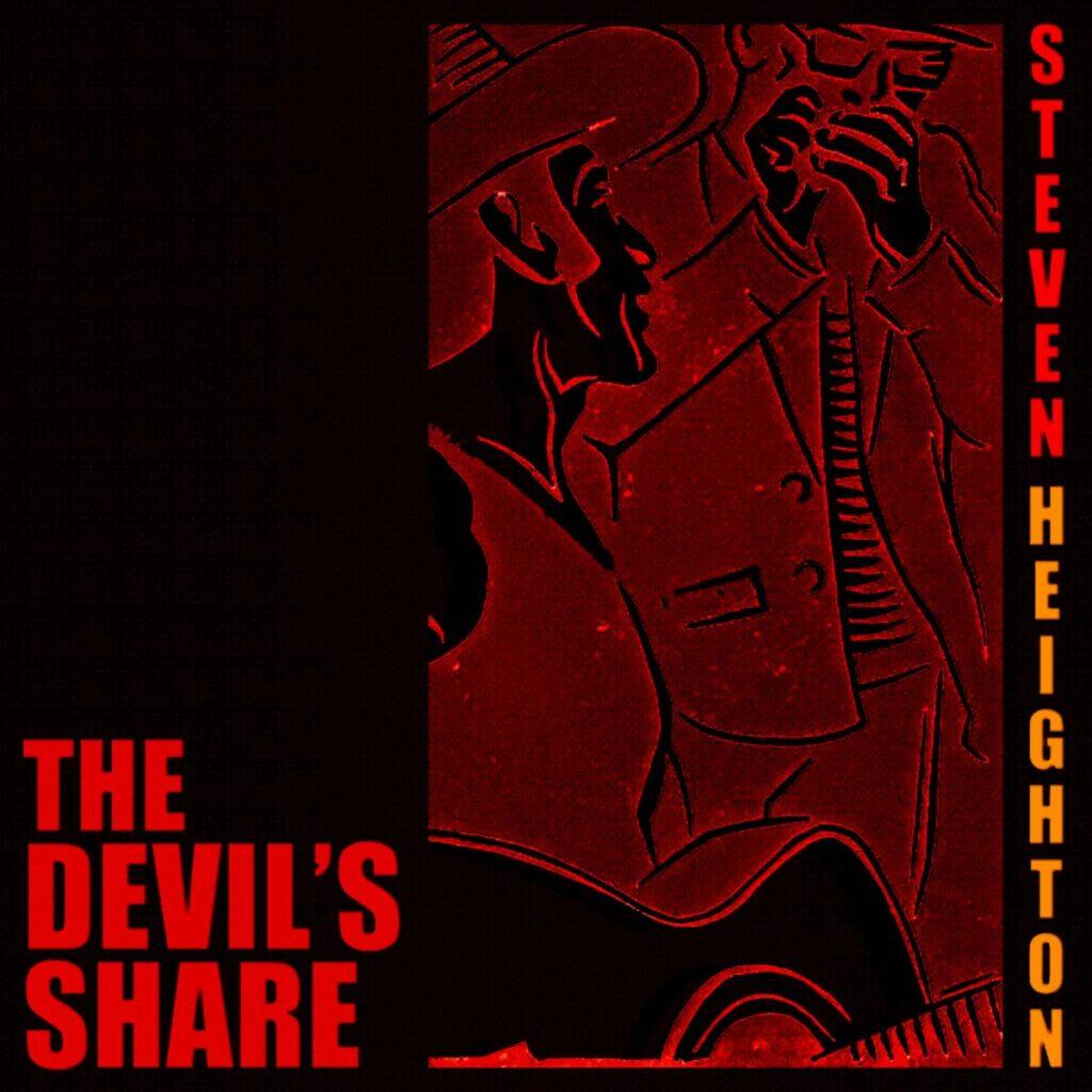 The Devil's Share — album cover