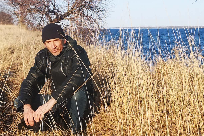 Steven Heighton at Bear Point